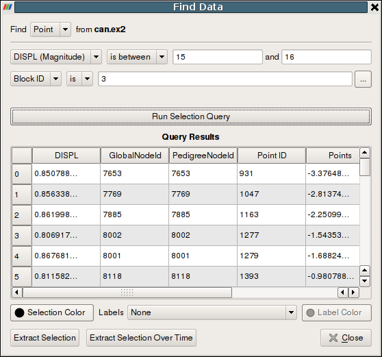 Find Data using Queries - KitwarePublic
