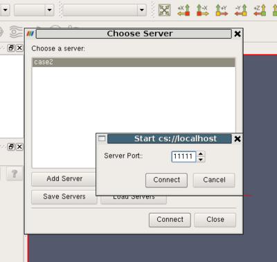 ParaView:Server Configuration - KitwarePublic